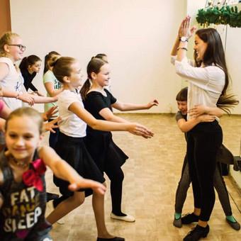Šokiai, šokių pamokos / Inga / Darbų pavyzdys ID 731571