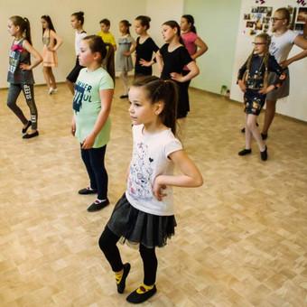 Šokiai, šokių pamokos / Inga / Darbų pavyzdys ID 731573