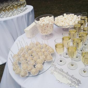Šampano staliukas po ceremonijos / Eglė Ivanskaja / Darbų pavyzdys ID 732391