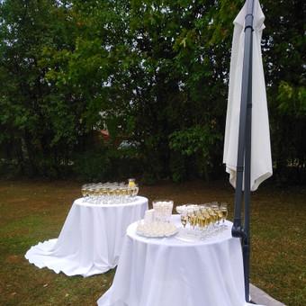Šampano staliukas po ceremonijos / Eglė Ivanskaja / Darbų pavyzdys ID 732393