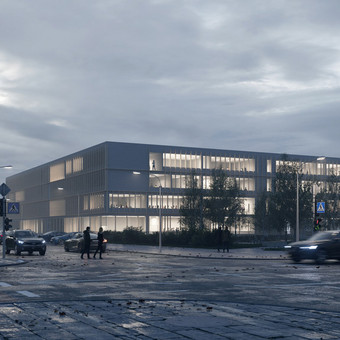 Architektų biuras Klaipėdoje / Urbanistinė architektūra / Darbų pavyzdys ID 733615