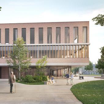 Architektų biuras Klaipėdoje / Urbanistinė architektūra / Darbų pavyzdys ID 733639