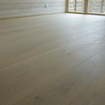 Medinių grindų įrengimas / Arnas / Darbų pavyzdys ID 95198