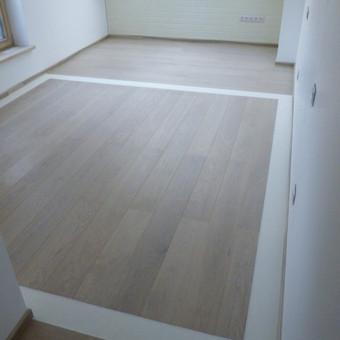 Medinių grindų įrengimas / Arnas / Darbų pavyzdys ID 95202
