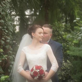 Vestuvių fotografė / Martyna / Darbų pavyzdys ID 95938