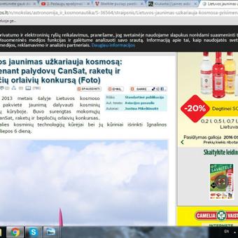 Laisvai samdoma žurnalistė Bulgarijoje / Justina Mikeliūnaitė / Darbų pavyzdys ID 96077