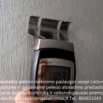Pelėsio tyrimai, dėl kokių priežasčių atsirado pelėsis ir konsultavimas kaip tinkamai pašalinti atsiradimo priežastys. Darbus atliekame visoje Lietuvoje! Tel.: +37060651043