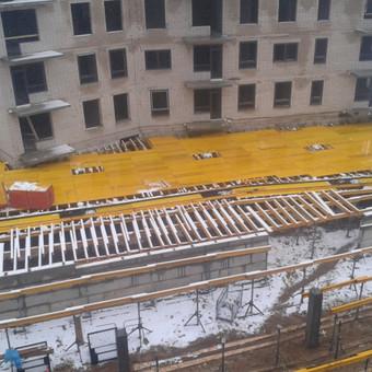 Statybų techninė priežiūra / Sivesta / Darbų pavyzdys ID 97468