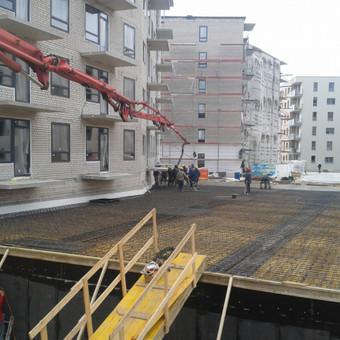 Statybų techninė priežiūra / Sivesta / Darbų pavyzdys ID 97469