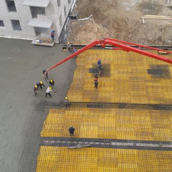Statybų techninė priežiūra / Sivesta / Darbų pavyzdys ID 97470