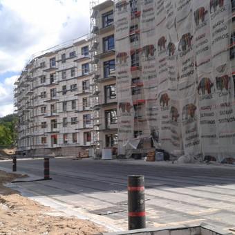 Statybų techninė priežiūra / Sivesta / Darbų pavyzdys ID 97473