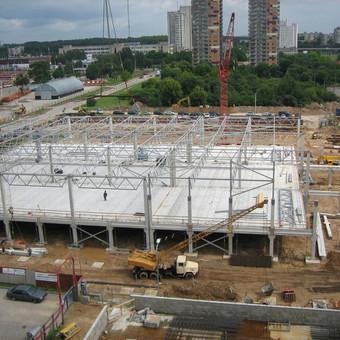 Statybų techninė priežiūra / Sivesta / Darbų pavyzdys ID 97476
