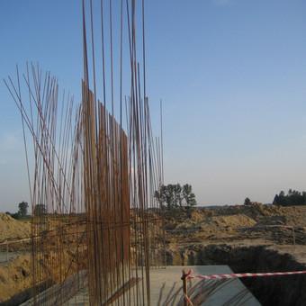 Statybų techninė priežiūra / Sivesta / Darbų pavyzdys ID 97486