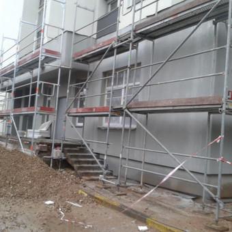 Statybų techninė priežiūra / Sivesta / Darbų pavyzdys ID 97482