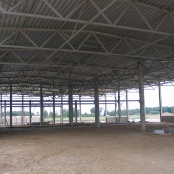 Statybų techninė priežiūra / Sivesta / Darbų pavyzdys ID 97493