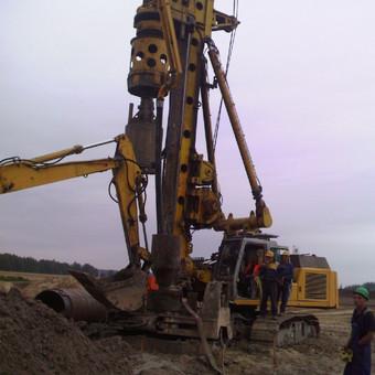 Statybų techninė priežiūra / Sivesta / Darbų pavyzdys ID 97487