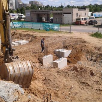 Statybų techninė priežiūra / Sivesta / Darbų pavyzdys ID 97502