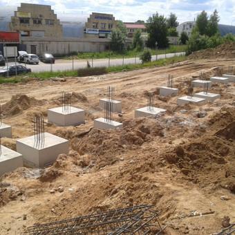 Statybų techninė priežiūra / Sivesta / Darbų pavyzdys ID 97503