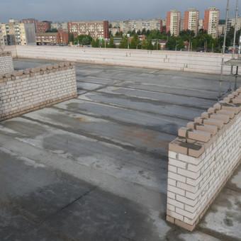 Statybų techninė priežiūra / Sivesta / Darbų pavyzdys ID 97537