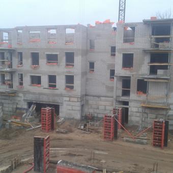 Statybų techninė priežiūra / Sivesta / Darbų pavyzdys ID 97547