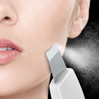 Odos valymas ultragarsu  Tai neskausmingas, saugus ir gilus ląsteliniame lygmenyje vykstantis veiksmingas odos valymas. Prieš procedūrą veidas paruošiamas valymui, oda ištepama specialiu  los ...