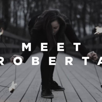 "www.igni.lt video ""Meet Roberta"""