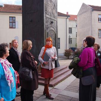Turistės iš Latvijos