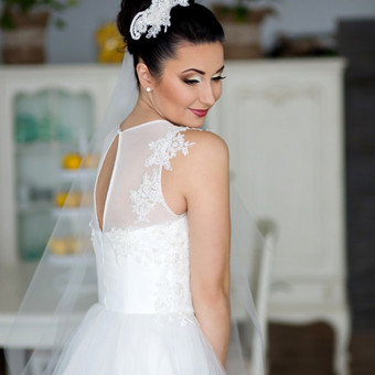 Vestuvinių suknelių siuvimas žp boutique / Vilma Stanislauskienė / Darbų pavyzdys ID 100342