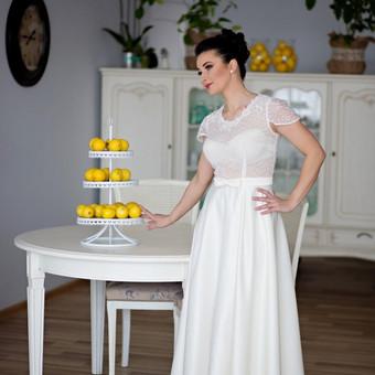 Vestuvinių suknelių siuvimas žp boutique / Vilma Stanislauskienė / Darbų pavyzdys ID 100343