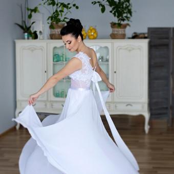 Vestuvinių suknelių siuvimas žp boutique / Vilma Stanislauskienė / Darbų pavyzdys ID 100344