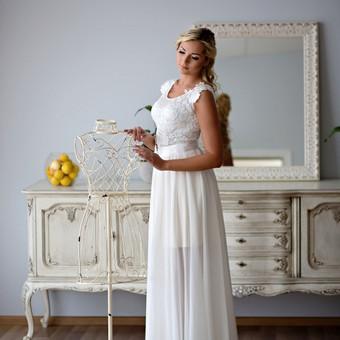 Vestuvinių suknelių siuvimas žp boutique / Vilma Stanislauskienė / Darbų pavyzdys ID 100346