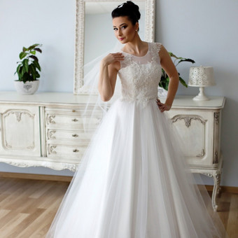 Vestuvinių suknelių siuvimas žp boutique / Vilma Stanislauskienė / Darbų pavyzdys ID 100341