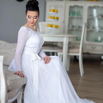 Vestuvinių suknelių siuvimas žp boutique / Vilma Stanislauskienė / Darbų pavyzdys ID 100345