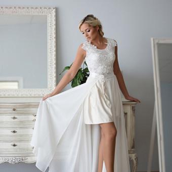 Vestuvinių suknelių siuvimas žp boutique / Vilma Stanislauskienė / Darbų pavyzdys ID 100347
