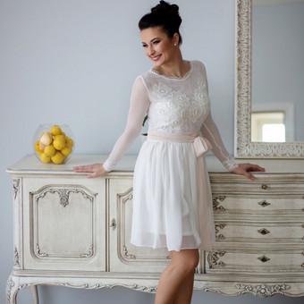 Vestuvinių suknelių siuvimas žp boutique / Vilma Stanislauskienė / Darbų pavyzdys ID 100348