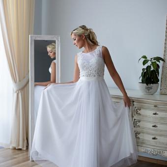 Vestuvinių suknelių siuvimas žp boutique / Vilma Stanislauskienė / Darbų pavyzdys ID 100351