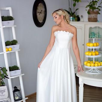 Vestuvinių suknelių siuvimas žp boutique / Vilma Stanislauskienė / Darbų pavyzdys ID 100349