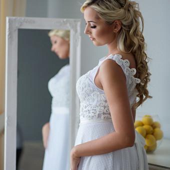 Vestuvinių suknelių siuvimas žp boutique / Vilma Stanislauskienė / Darbų pavyzdys ID 100352
