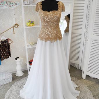 Vestuvinių suknelių siuvimas žp boutique / Vilma Stanislauskienė / Darbų pavyzdys ID 100358