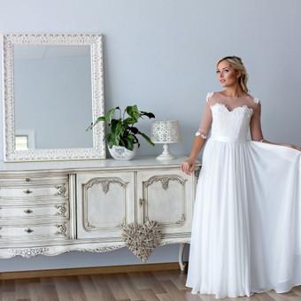 Vestuvinių suknelių siuvimas žp boutique / Vilma Stanislauskienė / Darbų pavyzdys ID 100350