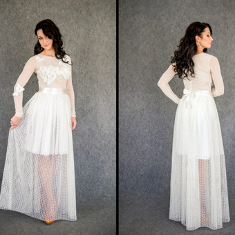 Vestuvinių suknelių siuvimas žp boutique / Vilma Stanislauskienė / Darbų pavyzdys ID 100359