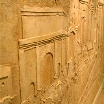 Interjero dekoravimas, bareljefai, freskos, sienų skulptūros / Lina / Darbų pavyzdys ID 100569