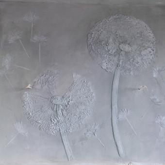 Interjero dekoravimas, bareljefai, freskos, sienų skulptūros / Lina / Darbų pavyzdys ID 100571