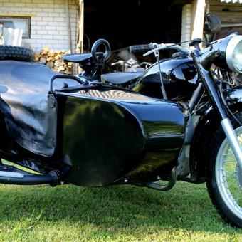 Mt-9 motociklas po remonto