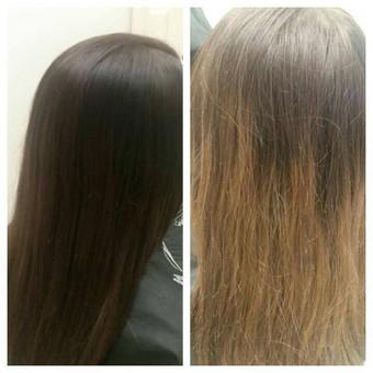 Nualinti plaukai, ataugusios šaknys ne problema. Mes galime pamaitinti plaukus, suteikti jiems sodrią spalvą nepažeidžiant plaukų augaliniais dažais.