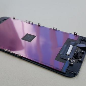 Apple iPhone 6 ekrano keitimas. Kaina - 110€. Pakeičiame per 30 min.!