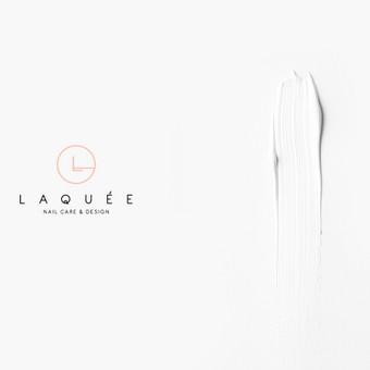 Laquée (manikiūro) logotipas
