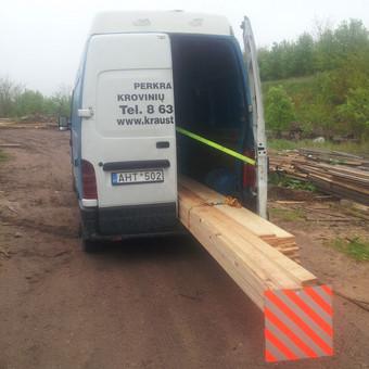 Pervežimas, perkraustymo paslaugos / MB Transkrausta / Darbų pavyzdys ID 114733