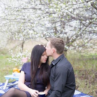 Vestuvių fotografė / Martyna / Darbų pavyzdys ID 114781