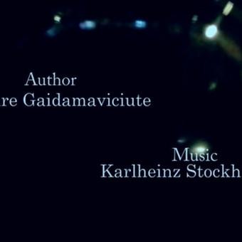 Karlheinz Stockhausen abstrakcija